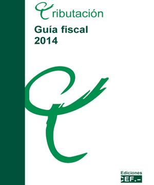 guía fiscal 2014